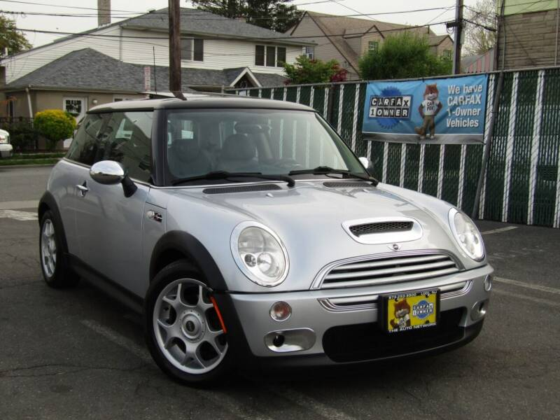 2004 MINI Cooper for sale at The Auto Network in Lodi NJ