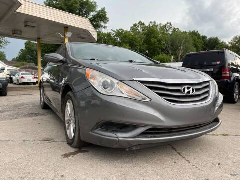 2013 Hyundai Sonata for sale at King Louis Auto Sales in Louisville KY