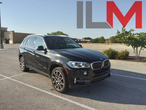 2015 BMW X5 for sale at INDY LUXURY MOTORSPORTS in Fishers IN