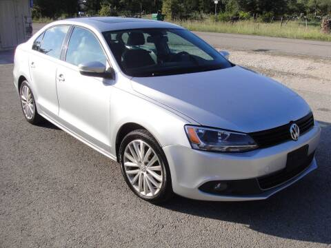 2013 Volkswagen Jetta for sale at Coleman Auto Group in Austin TX