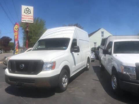 2013 Nissan NV Cargo for sale at Trinity Motors in Lackawanna NY