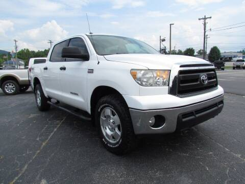 2012 Toyota Tundra for sale at Hibriten Auto Mart in Lenoir NC