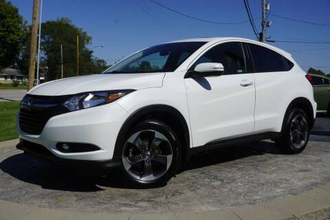 2018 Honda HR-V for sale at Platinum Motors LLC in Heath OH