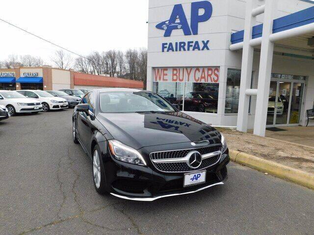 2015 Mercedes-Benz CLS for sale at AP Fairfax in Fairfax VA