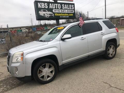 2010 GMC Terrain for sale at KBS Auto Sales in Cincinnati OH