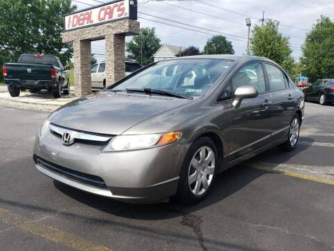 2008 Honda Civic for sale at I-DEAL CARS in Camp Hill PA