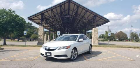 2015 Acura ILX for sale at D&C Motor Company LLC in Merriam KS