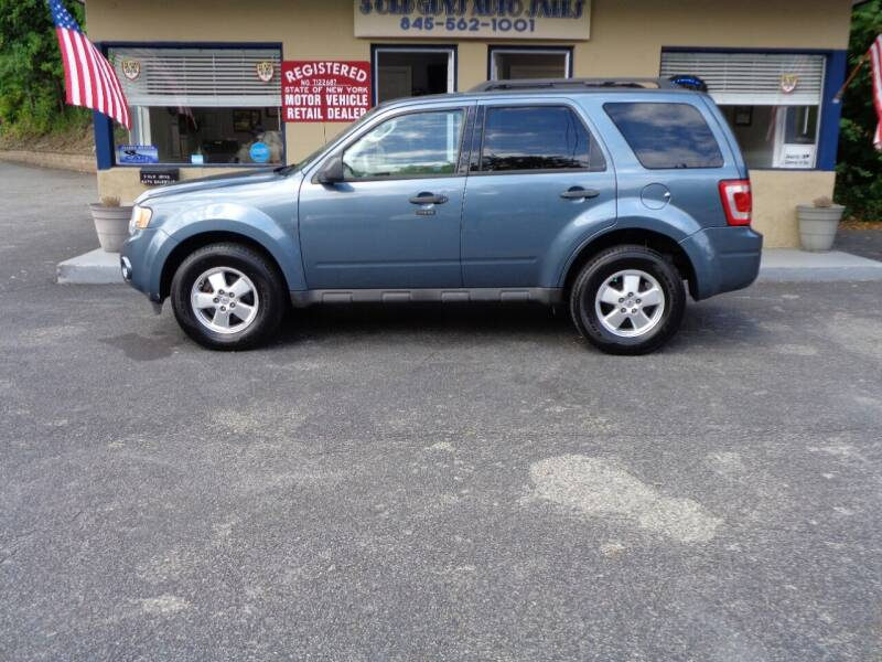 2011 Ford Escape for sale at 3 Old Guys Auto Sales in Newburgh NY