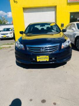 2012 Honda Accord for sale at Hartford Auto Center in Hartford CT