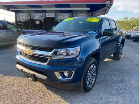 2020 Chevrolet Colorado for sale at Cow Boys Auto Sales LLC in Garland TX