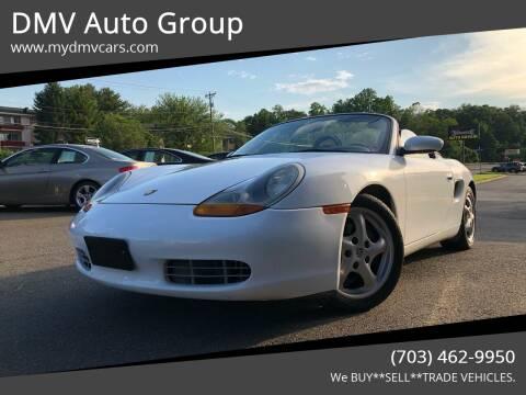 1999 Porsche Boxster for sale at DMV Auto Group in Falls Church VA