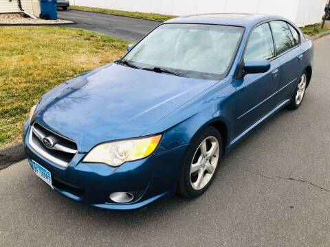 2008 Subaru Legacy for sale at Kensington Family Auto in Kensington CT