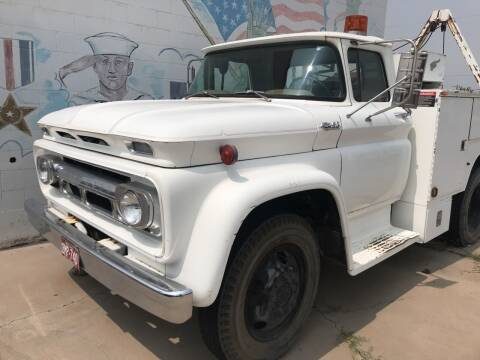 1962 Chevrolet 5500HD LCF for sale at Freedom  Automotive in Sierra Vista AZ