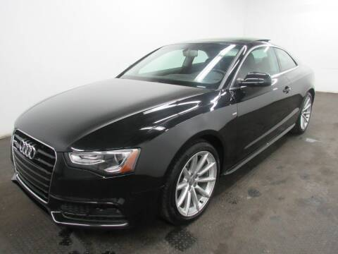 2015 Audi A5 for sale at Automotive Connection in Fairfield OH