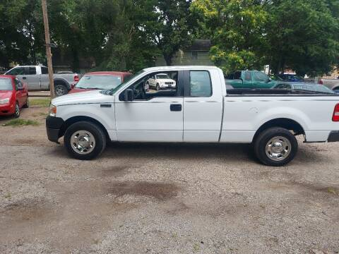 2006 Ford F-150 for sale at D & D Auto Sales in Topeka KS