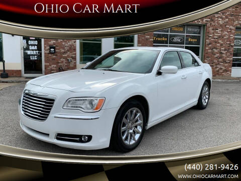 2013 Chrysler 300 for sale at Ohio Car Mart in Elyria OH