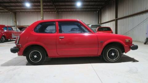 1978 Honda CVCC for sale at Classic Car Deals in Cadillac MI