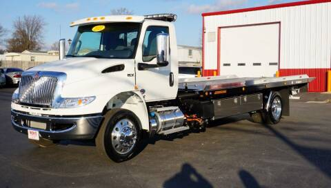 2021 International MV Day Cab Side Puller  for sale at Rick's Truck and Equipment in Kenton OH