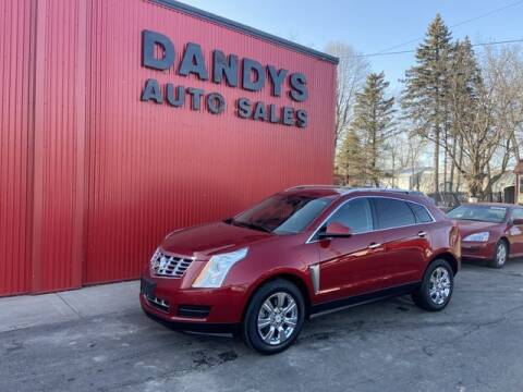 2010 Cadillac SRX for sale at Dandy's Auto Sales in Forest Lake MN