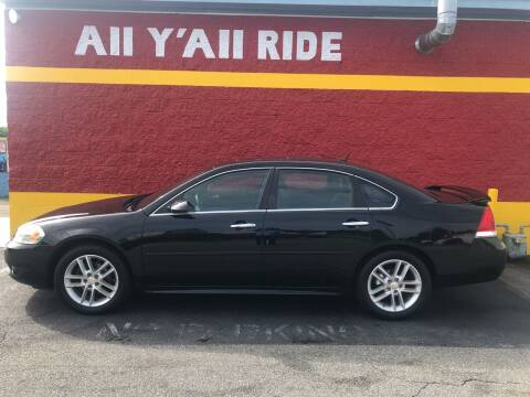 2014 Chevrolet Impala Limited for sale at Big Daddy's Auto in Winston-Salem NC