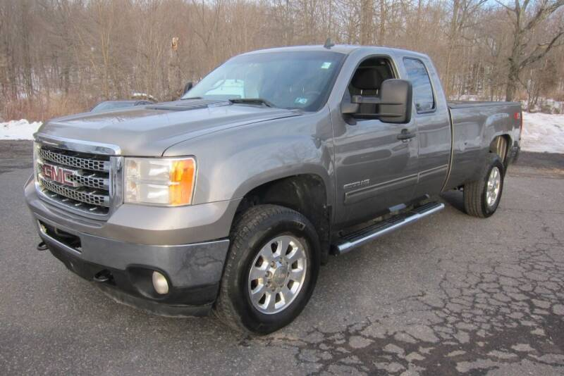 2013 GMC Sierra 2500HD for sale at K & R Auto Sales,Inc in Quakertown PA
