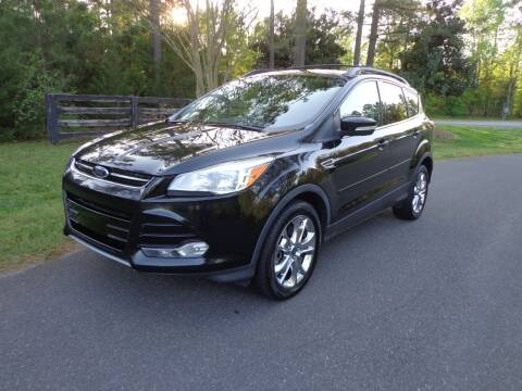 2013 Ford Escape for sale at CAROLINA CLASSIC AUTOS in Fort Lawn SC