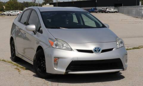 2012 Toyota Prius for sale at Big O Auto LLC in Omaha NE