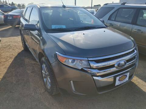 2013 Ford Edge for sale at BERG AUTO MALL & TRUCKING INC in Beresford SD