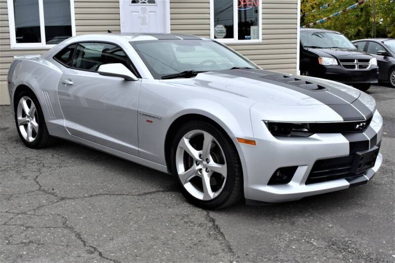 2015 Chevrolet Camaro for sale at Alaska Best Choice Auto Sales in Anchorage AK