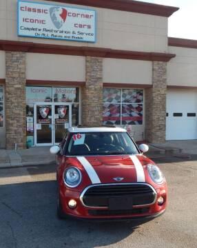 2016 MINI Hardtop 4 Door for sale at Iconic Motors of Oklahoma City, LLC in Oklahoma City OK