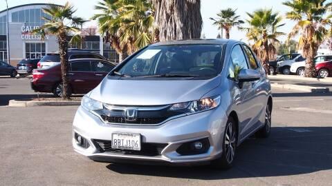 2018 Honda Fit for sale at Okaidi Auto Sales in Sacramento CA