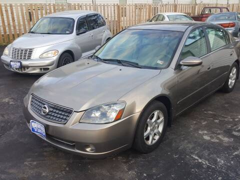 2005 Nissan Altima for sale at Premier Auto Sales Inc. in Newport News VA