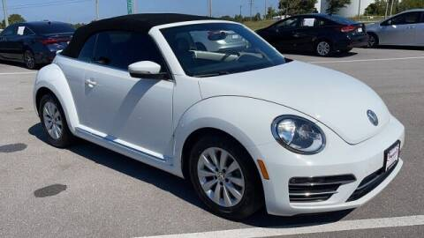2018 Volkswagen Beetle Convertible for sale at Napleton Autowerks in Springfield MO