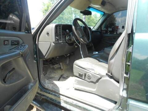 2003 Chevrolet Silverado 2500HD for sale at David Hammons Classic Cars in Crab Orchard KY