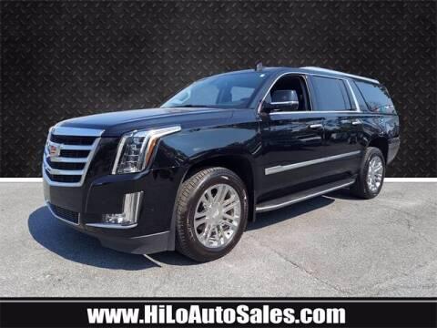 2020 Cadillac Escalade ESV for sale at Hi-Lo Auto Sales in Frederick MD