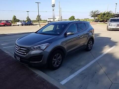 2016 Hyundai Santa Fe Sport for sale at Jerry's Buick GMC in Weatherford TX
