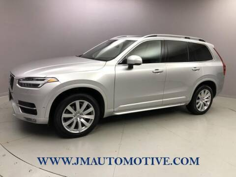 2018 Volvo XC90 for sale at J & M Automotive in Naugatuck CT