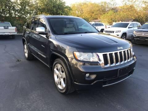 2012 Jeep Grand Cherokee for sale at Auto Solution in San Antonio TX