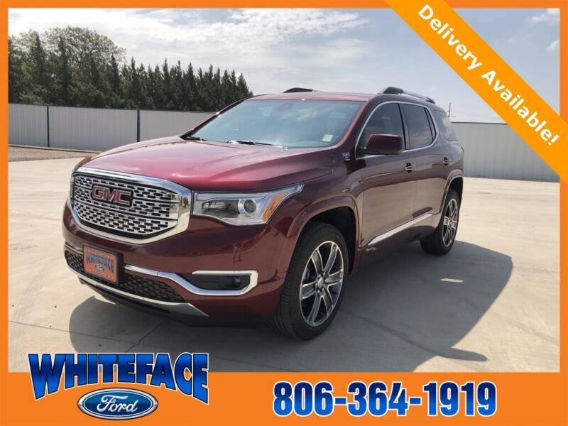 2017 GMC Acadia for sale in Hereford, TX