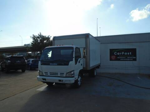 2006 Isuzu NPR for sale at Carfast in Houston TX