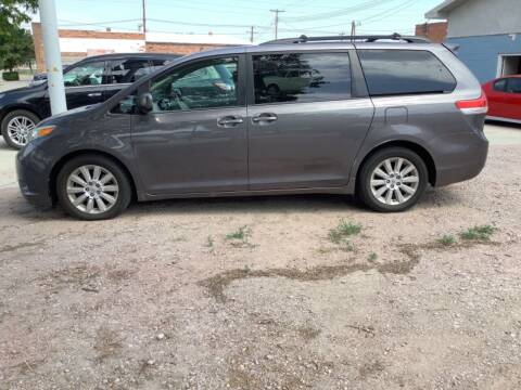 2011 Toyota Sienna for sale at Paris Fisher Auto Sales Inc. in Chadron NE