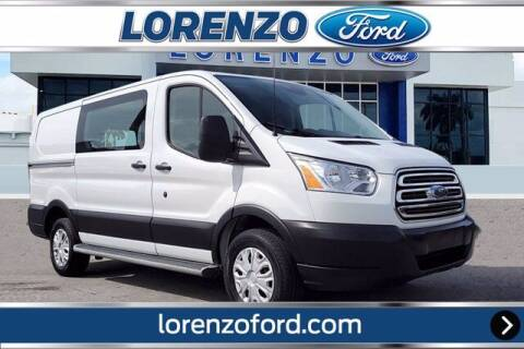 2019 Ford Transit Cargo for sale at Lorenzo Ford in Homestead FL