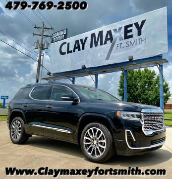 2021 GMC Acadia for sale at Clay Maxey NWA in Springdale AR