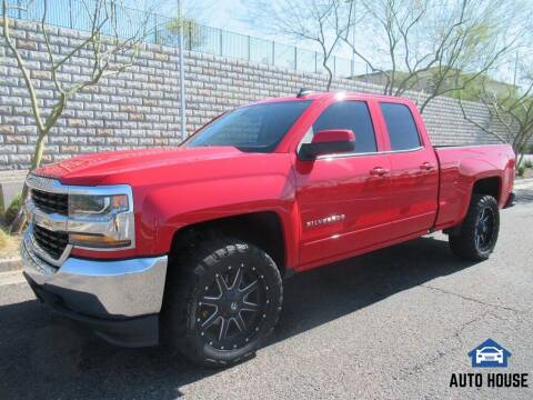 2019 Chevrolet Silverado 1500 LD for sale at AUTO HOUSE TEMPE in Tempe AZ