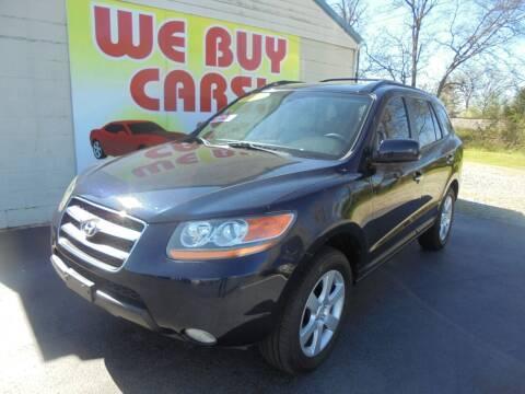 2009 Hyundai Santa Fe for sale at Right Price Auto Sales in Murfreesboro TN