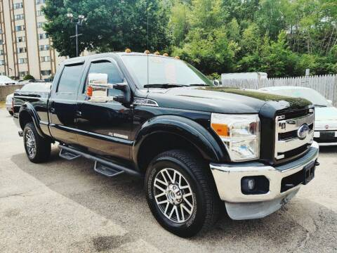 2014 Ford F-250 Super Duty for sale at Porcelli Auto Sales in West Warwick RI