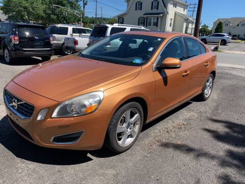 2012 Volvo S60 for sale at Charles and Son Auto Sales in Totowa NJ