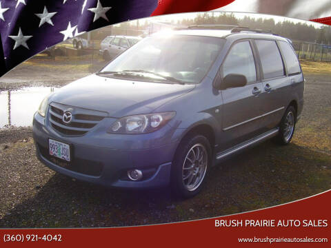2005 Mazda MPV for sale at Brush Prairie Auto Sales in Battle Ground WA