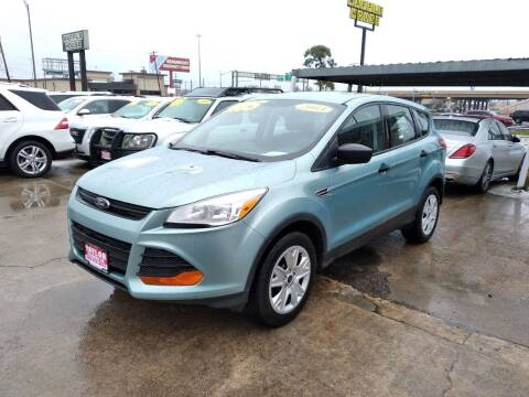 2013 Ford Escape for sale at Taylor Trading Co in Beaumont TX