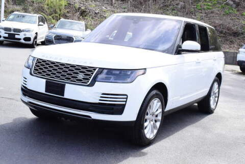 2019 Land Rover Range Rover for sale at Automall Collection in Peabody MA